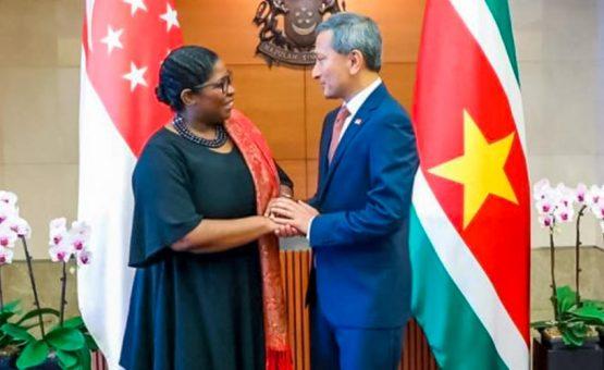 Suriname tekent binnenkort Luchtvaart Overeenkomst met Singapore