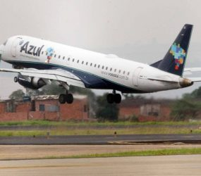 Azul vai lançar frete aéreo entre Brasil e Guiana Francesa
