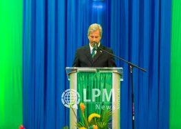 """""""Brasil volta ao caminho certo após recessão econômica"""", acredita embaixador durante evento no Suriname"""