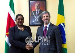 LPM News entrevista: Brasil e Suriname têm mais de 14 acordos de cooperação bilateral, afirma embaixador