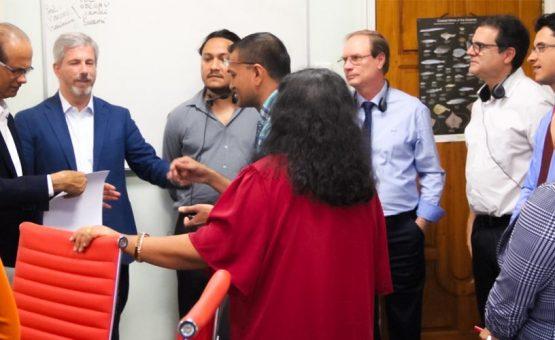 Projeto une Suriname ao Brasil, garante capacitação e mapeamento de áreas contaminadas